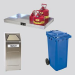 Umwelt- und Sicherheitseinrichtungen bei Eisen Meyer