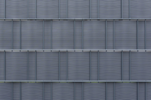 Sichtschutz für Metallzäune bei Eisen-Meyer